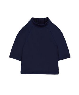 Mothercare Navy Rash Vest
