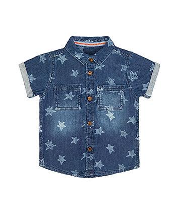 Mothercare Blue Star Shirt