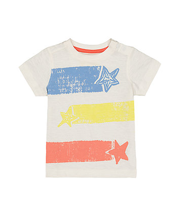 Mothercare Shooting Star T-Shirt