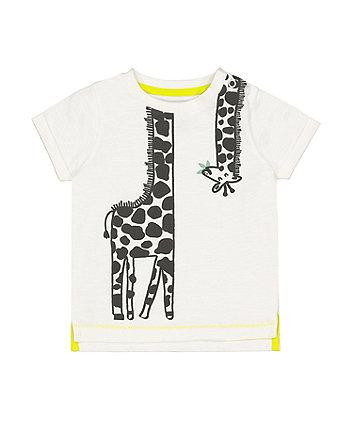 Mothercare Giraffe T-Shirt