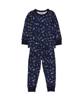 Mothercare Rocket Pyjamas