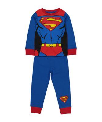 Mothercare Superman Pyjamas Dress Up