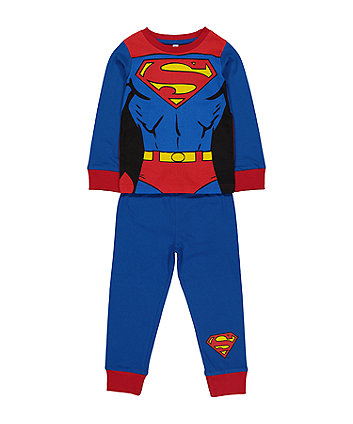 Mothercare Superman Pyjamas