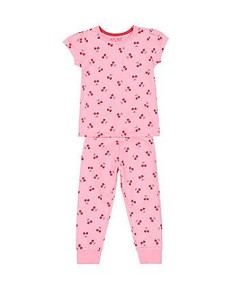 Pink Cherry Pyjamas
