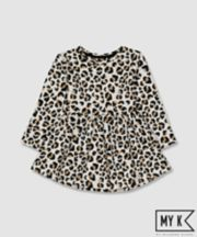 Mothercare My K Leopard Dress