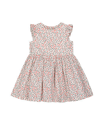 Mothercare Floral Woven Dress