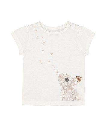 Mothercare Bunny T-Shirt