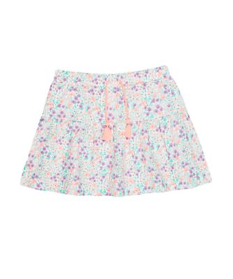 Mothercare Sunny Cove Floral Tiered Skirt