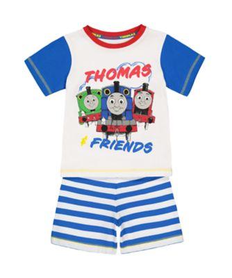Mothercare Thomas Shortie PJ