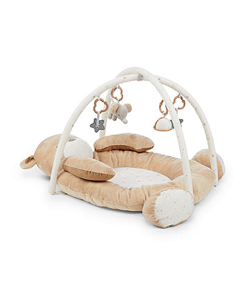 Mothercare Little And Loved Luxury Playmat And Arch