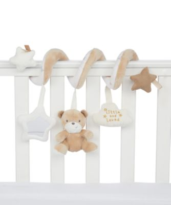 Mothercare Little & Loved Cot Spiral