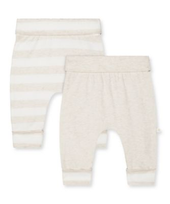 Mothercare My First Little Zoo Striped Joggers - 2 Pack