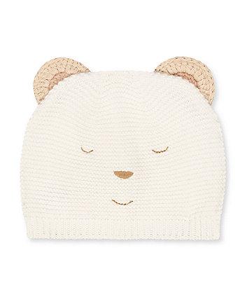 Mothercare My First Crochet Bear Hat