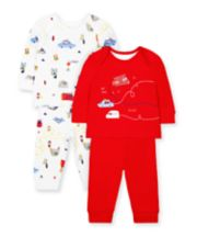 Mothercare Rescue Pyjamas - 2 Pack