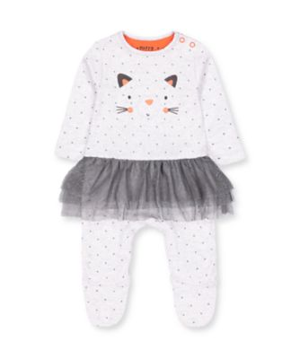 Mothercare Halloween Cat Tutu All In One