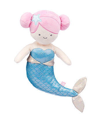 Mothercare Mermaid Plush Toy
