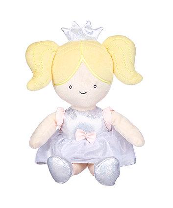 Mothercare Princess Ragdoll Plush Toy