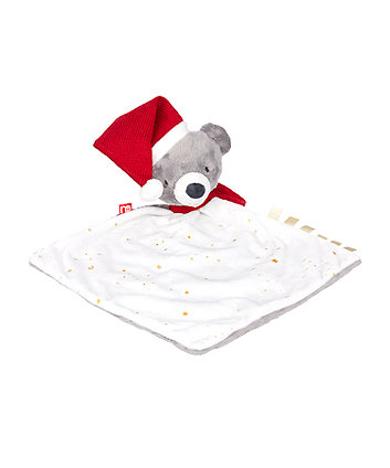 Mothercare My First Christmas Blankie