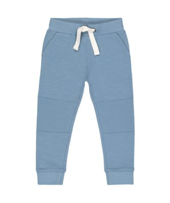 Mothercare Soft Visionary Blue Rib Joggers