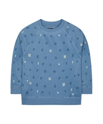 Mothercare Soft Visionary Play - Pause Sweat Top