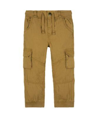 Mothercare Prairie Tan Cargo Trousers