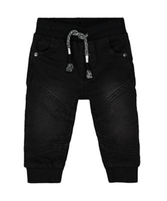 Mothercare Denim Black Jogger Jeans