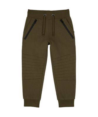 Mothercare Autumn Camp Khaki Biker Joggers
