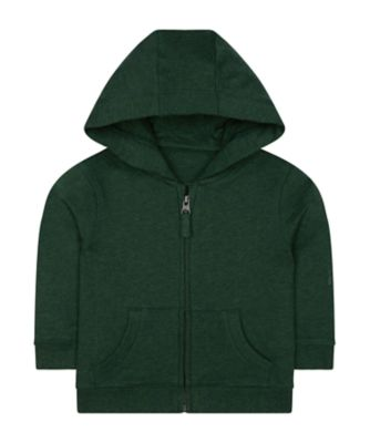 Mothercare Promo Green Awesome Zip-Through Hoodie