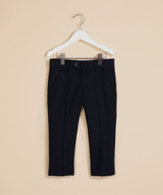 Mothercare Special Collection Navy Woven Trousers