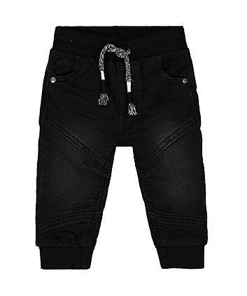 Mothercare Black Jogger Jeans