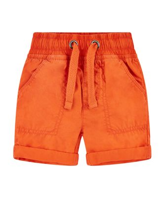 Mothercare Robot Play Coral Shorts