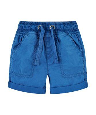 Mothercare Motor Mash Up Blue Shorts