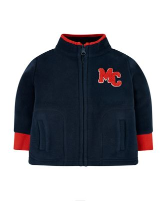 Mothercare MC61 Navy Fleece