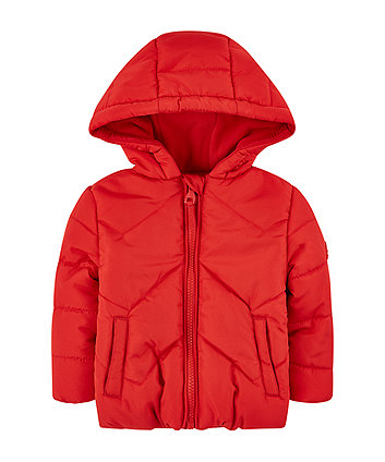 Mothercare Red Padded Jacket