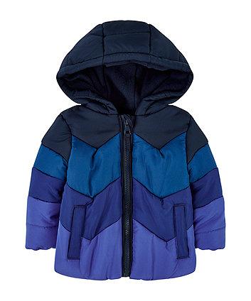 Mothercare Blue Padded Jacket