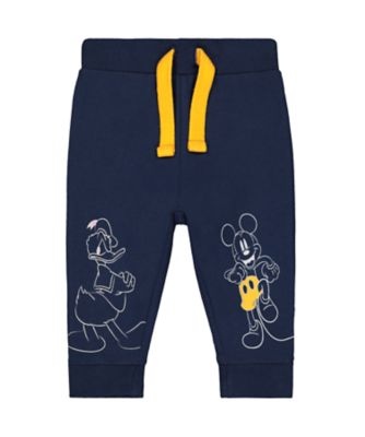 Mothercare Mickey Friends Navy Joggers