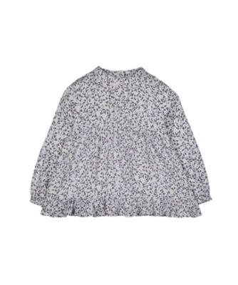 Mothercare Prairie Floral Long Sleeve Blouse