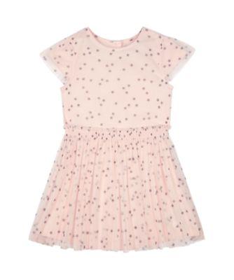 Mothercare Pretty Mash Up Twofer Short Sleeve Dress