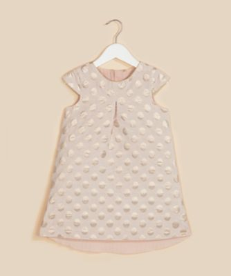 Mothercare Occasion Rose Gold Prom Dress