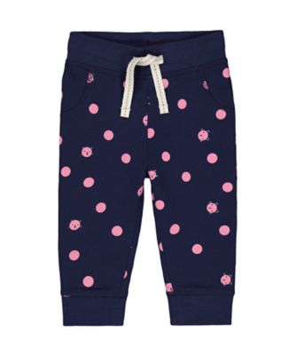 Mothercare Promo Navy Cat Joggers