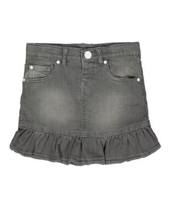 Mothercare Soft Blush Grey Fill Hem Skirt