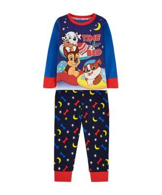 Mothercare Paw Patrol Pyjamas