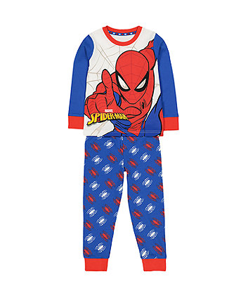 Mothercare Marvel Spiderman Pyjamas