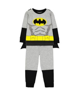 Mothercare Io Batman Dress Up Pyjamas