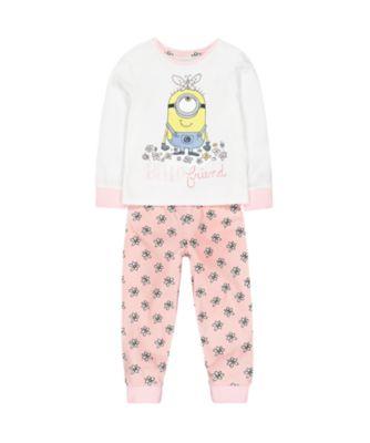 Mothercare Minions Pyjamas