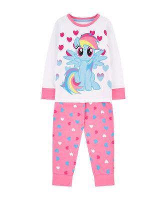Mothercare My Little Pony Pyjamas