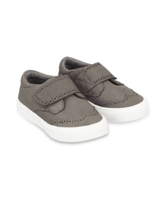 Mothercare Grey Casual Brogue Shoes