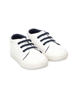 Mothercare First Walker White Trainers