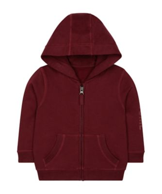 Mothercare Promo Burgundy Awesome Hoodie