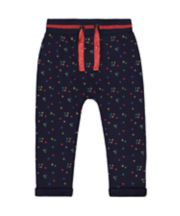 Mothercare Navy Star Joggers